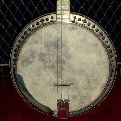 Berman Banjo??? Please help ID this banjo! - Discussion