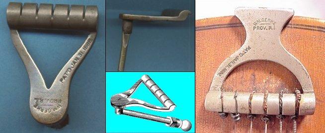Banjo Tailpieces, Etc